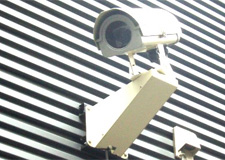 ネットワークカメラ(監視カメラ)